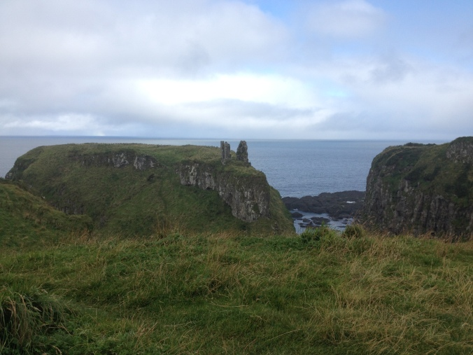 irlande du nord côte