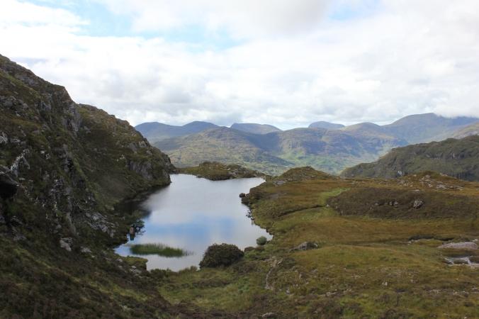 irlande randonnée kerry