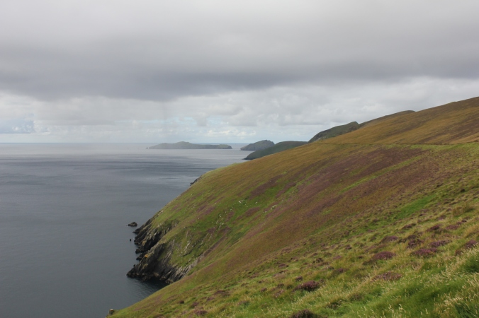 randonnée blasket island irlande