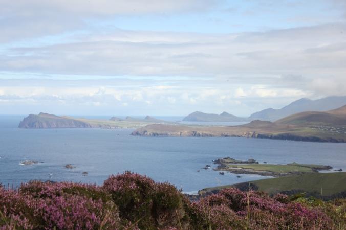 randonnées iles irlandaises
