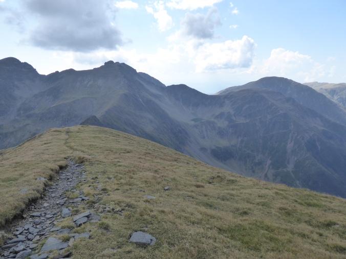 Trek Carpates Roumanie