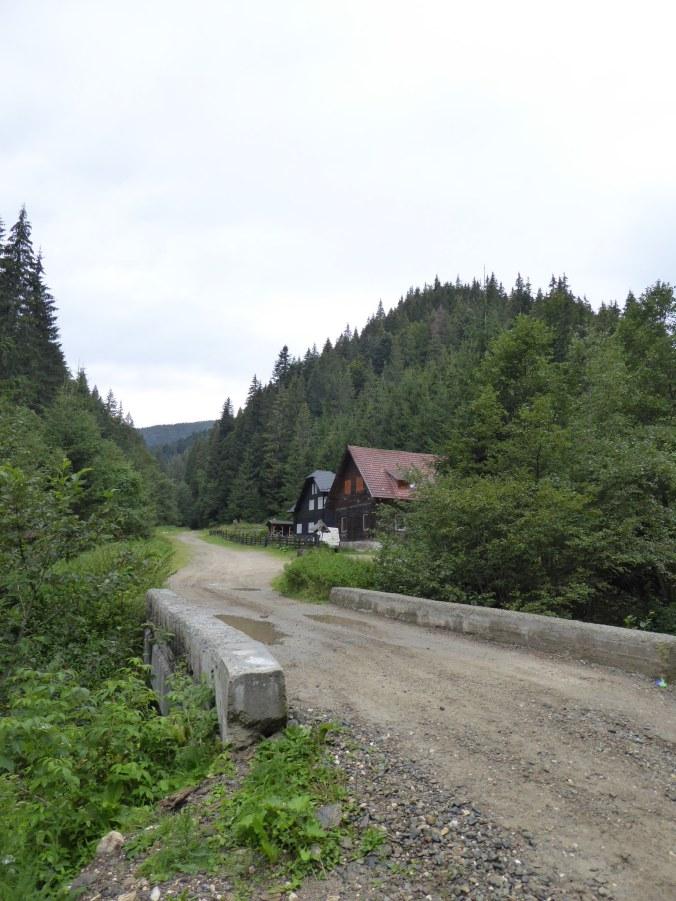 Monts Fagaras Romania