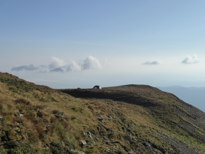 randonnée carpates roumanie