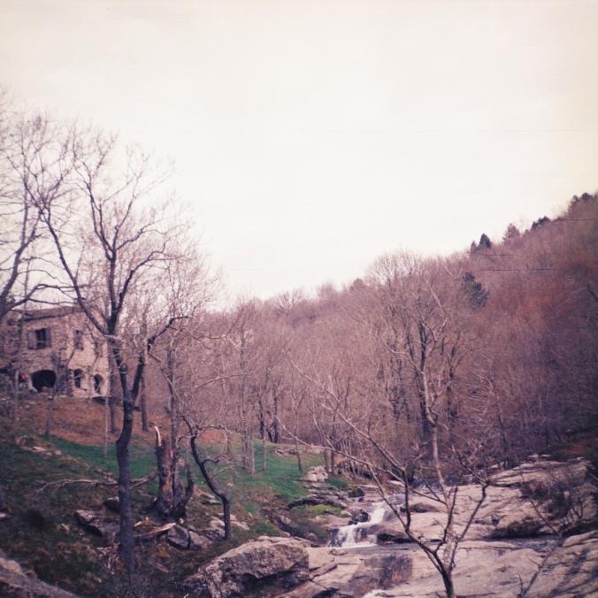 randonnée mont caroux - occitanie