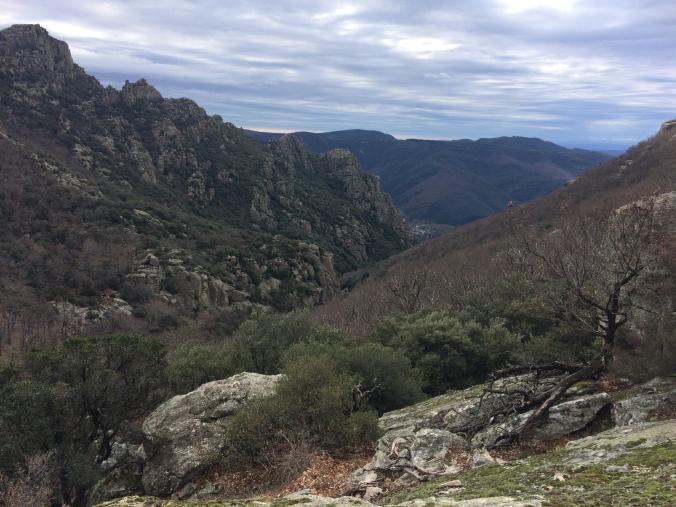 sentier Hérault Occitanie