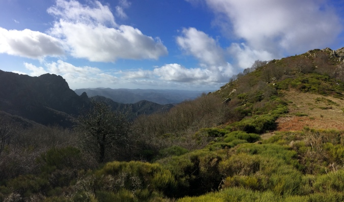 Mont Caroux - occitannie