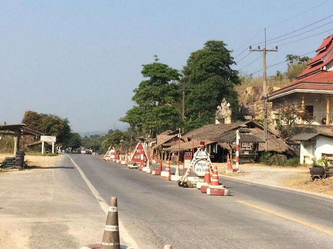 frontière thailande myanmar