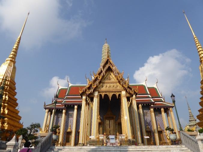 Visite de Bangkok thailande