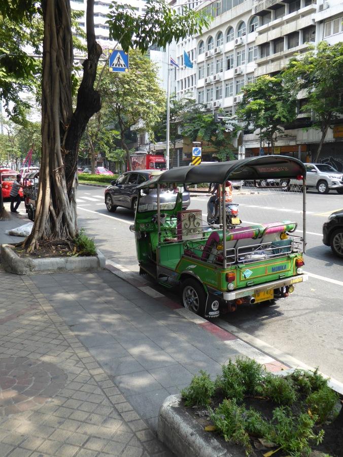 Visiter Bangkok sac à dos