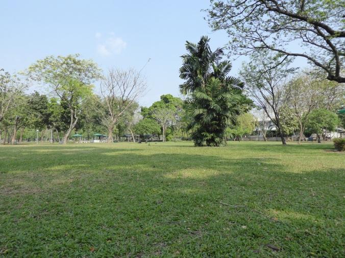 visiter Bangkok parc