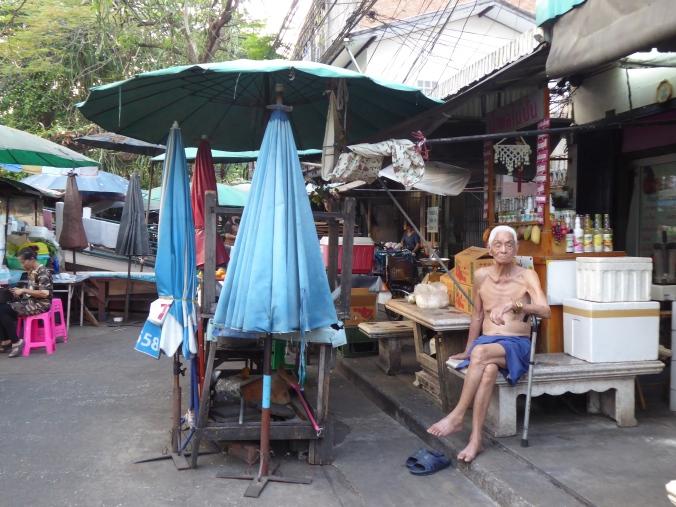 Vivre en Thailande - sac à dos