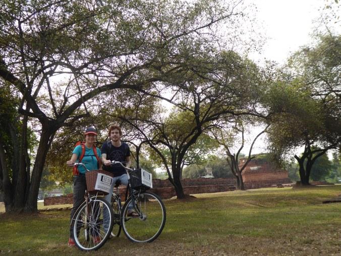 visiter la Thailande à vélo
