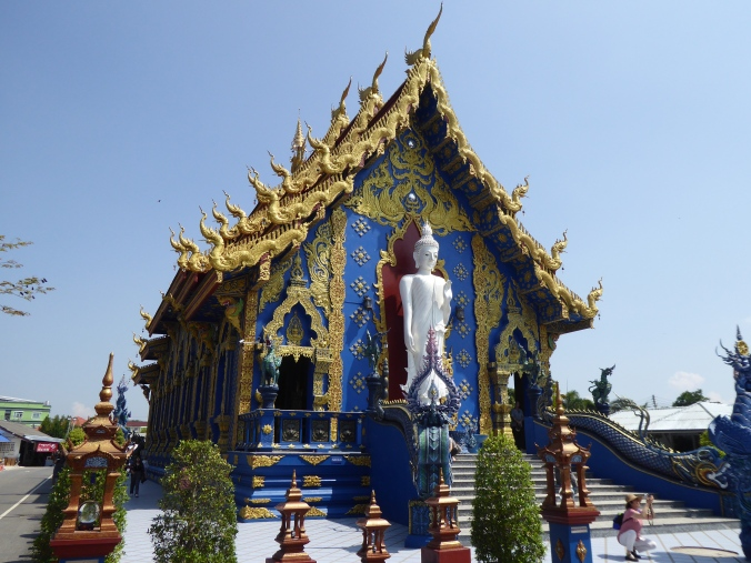 temple triangle d'or thailande